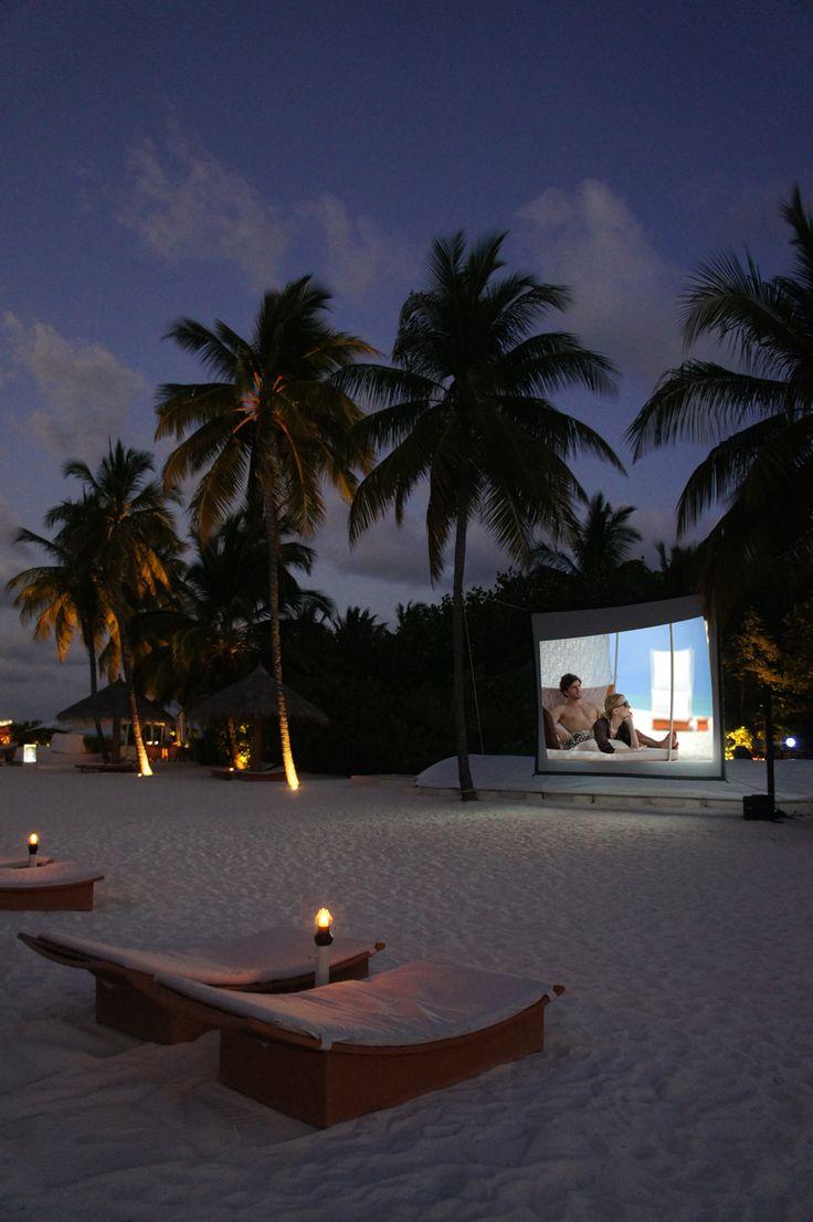 open air cinema - Google Search