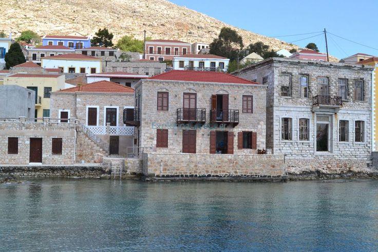 Ιμπορειός- Σπίτια πάνω στη θάλασσα