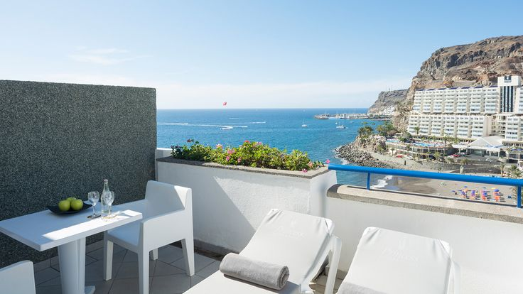 Suite Princess Adults Only Resort **** - #princesshotels #canarias #resort #gran #canaria #adults #only #all #inclusive #valle #taurito #terrace #room