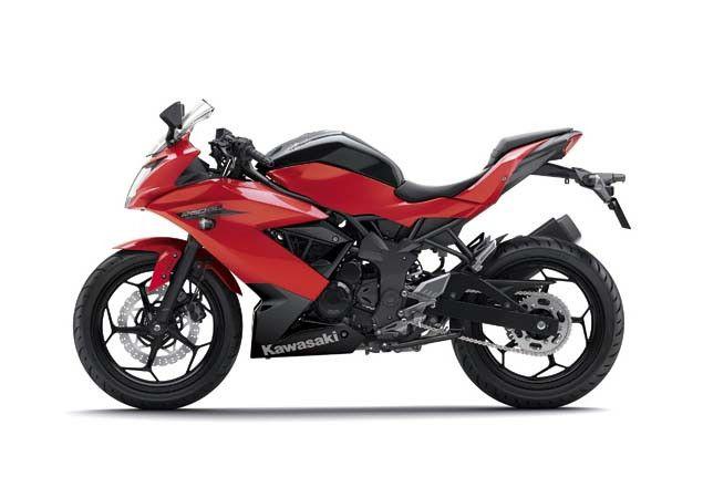 2014 Kawasaki Ninja RR   A 250cc Single Cylinder for Asia 2014 Kawasaki Ninja 250SL RR 06