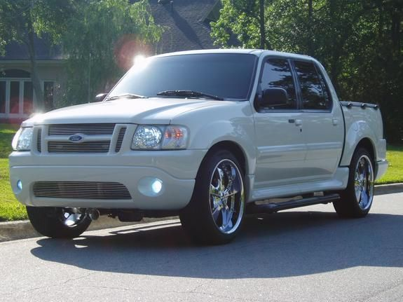 Ford Sport Trac Custom Parts | 2002 Ford Explorer Sport Trac - Savannah, GA owned by ScottHelmreich ...