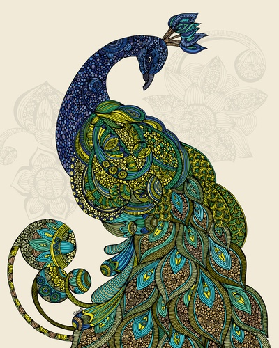 peacock eva: Peacock Feathers, Peacocks, Inspiration, Valentina Ramos, Eva, Art Prints, A Tattoo, Animal Artworks, Art Deco
