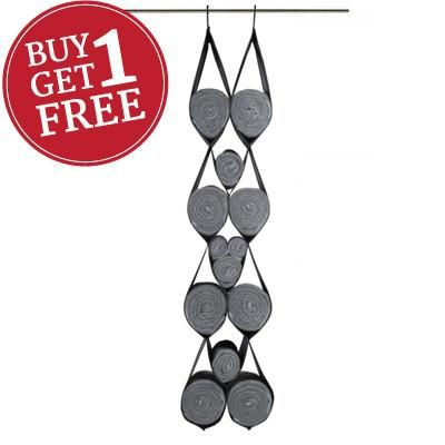 Two for One : Hanging Closet Organizer For R189.99 Including Delivery