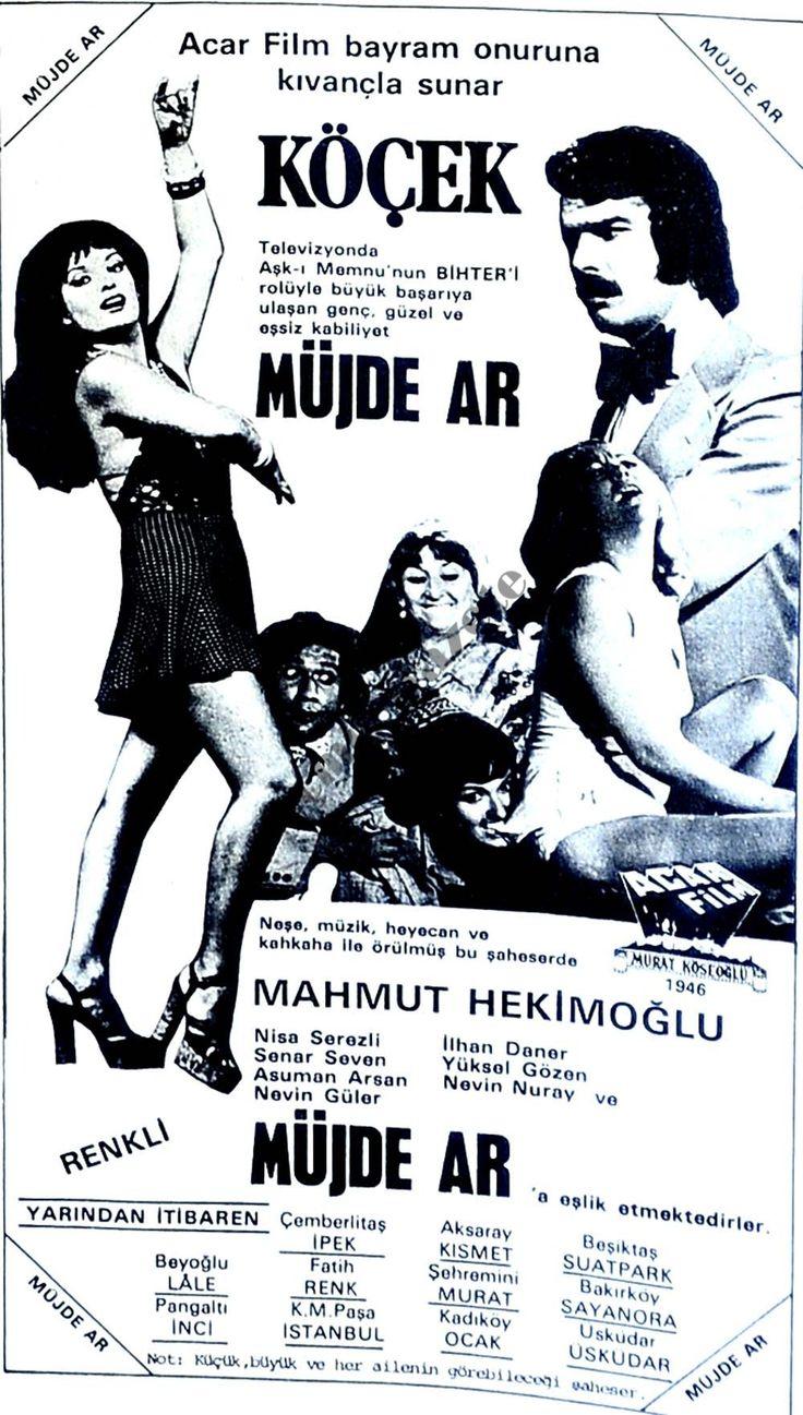 Müjde Ar- Film Afişleri