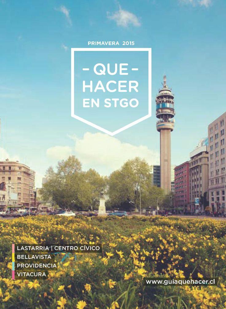 Puntos de Interés - Guía Qué Hacer en Santiago