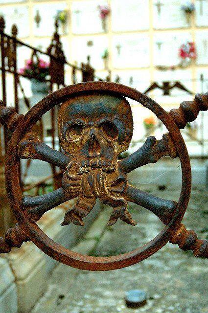 Lovely rust...