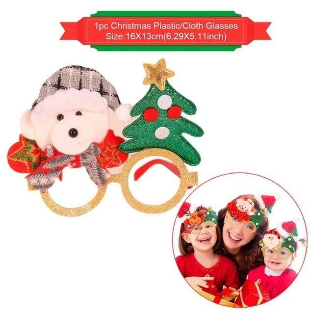 Christmas Costume Accessories Decor Christmas Ornaments