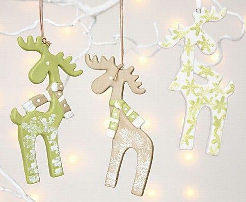 Terracotta Reindeer