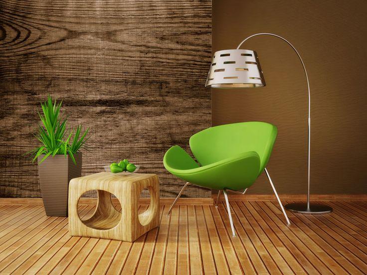 Le bois introduira une ambiance chaleureuse dans chaque intérieur - c'est pourquoi nous vous recommandons notre papier peint imitant le bois qui vous permmetra d'arranger originallement votre intérieur #papiepeint #bois #papiepeintbois #imitationbois #décomurale #décorations #bimago #homedecor