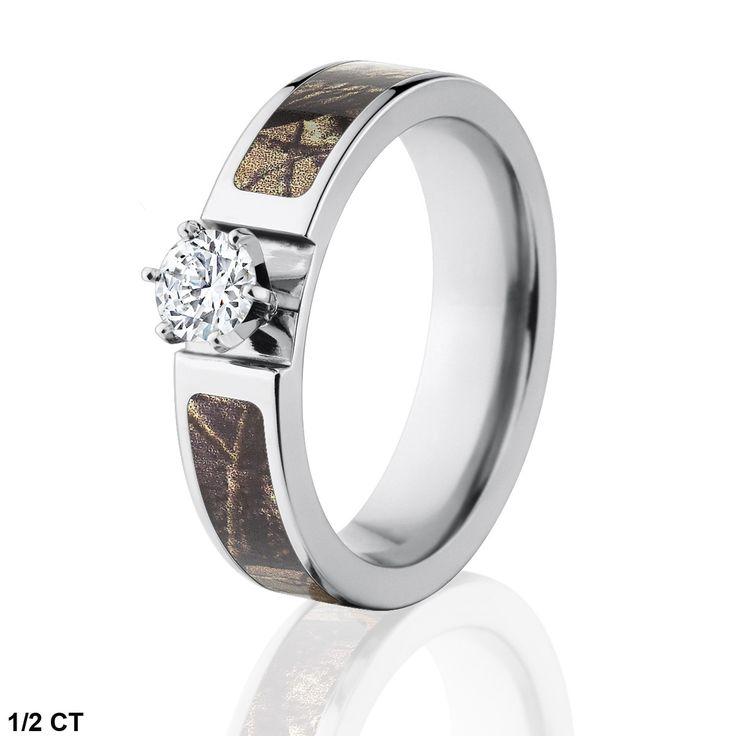 realtree wedding invitations%0A Camouflage Engagement Rings  Diamond Camo Engagement Rings  Realtree Camo