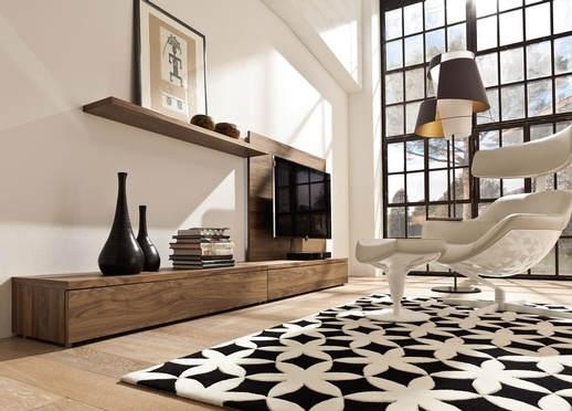 tameta tv m bel h wohnzimmer pinterest wood black and tvs. Black Bedroom Furniture Sets. Home Design Ideas