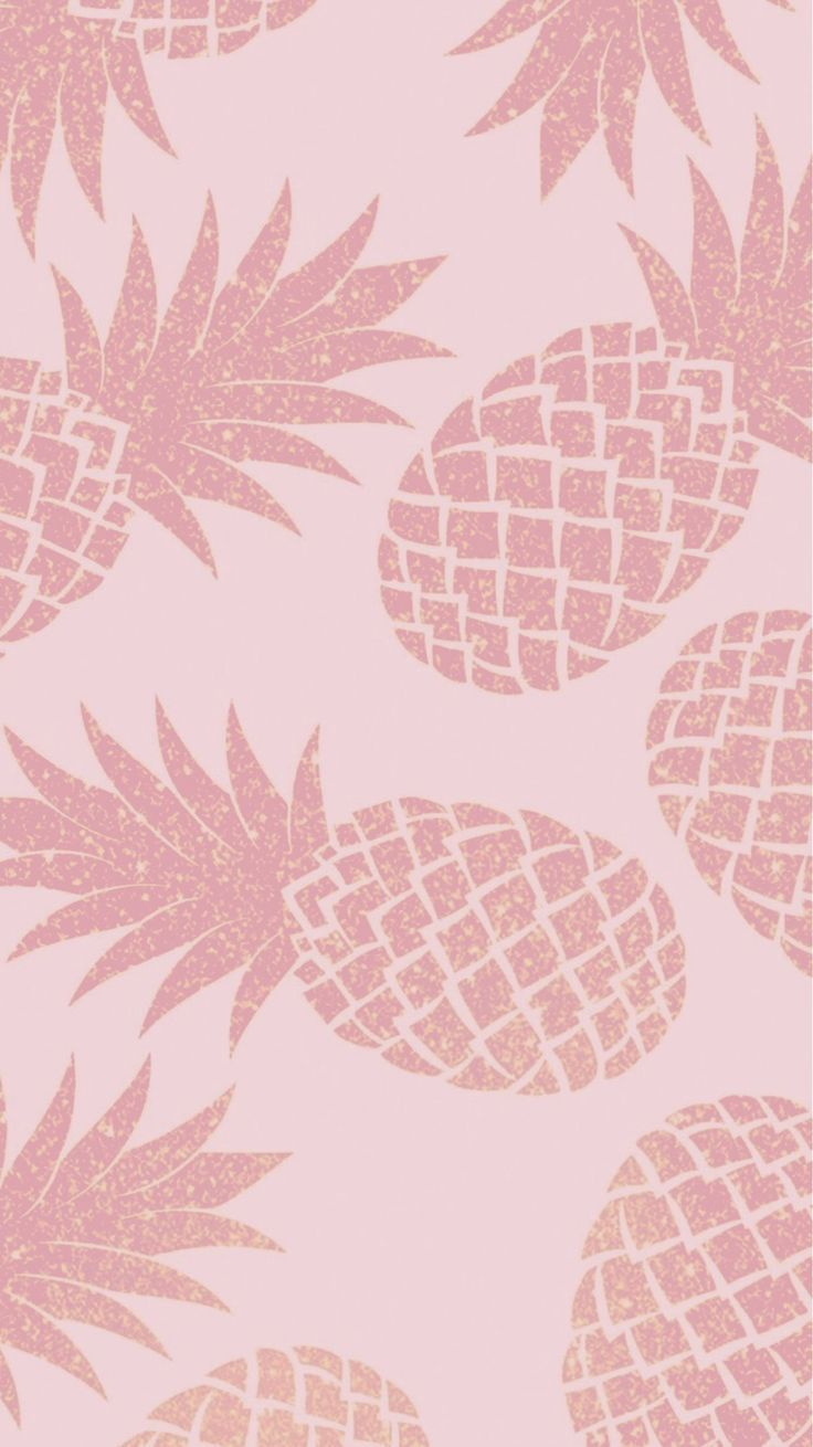37 Pink Iphone Wallpaper To Download For Free In 2020 Pineapple Wallpaper Iphone Wallpaper Glitter Glitter Wallpaper