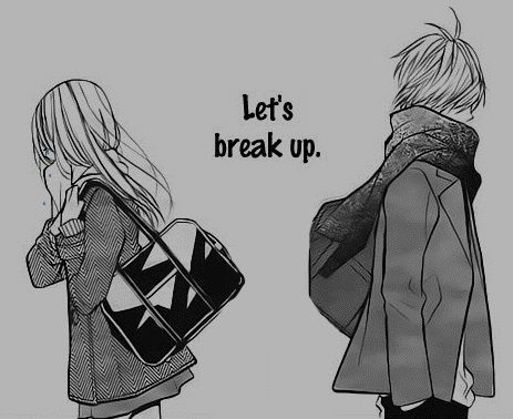 19 best images about SAD ANIME COUPLE on Pinterest | Manga ...