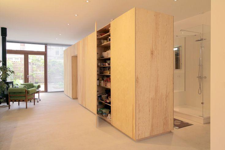 Stedelijke loft :: Weeberarchitecten.nl