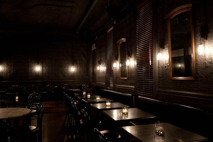 Dark Shadows: The Bedford in Williamsburg : Remodelista
