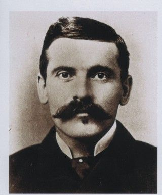 Doc Holliday, the Deadly Dentist.