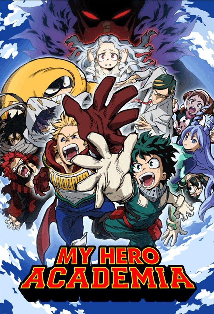 My Hero Academia Picture Season 4 Con Imagenes Anime W Anime