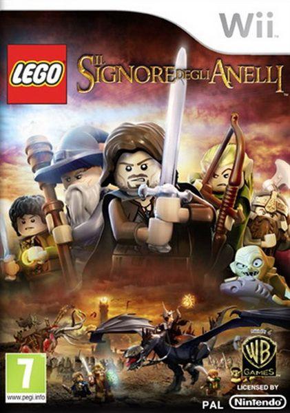 LEGO Il Signore degli Anelli - Wii - Usato