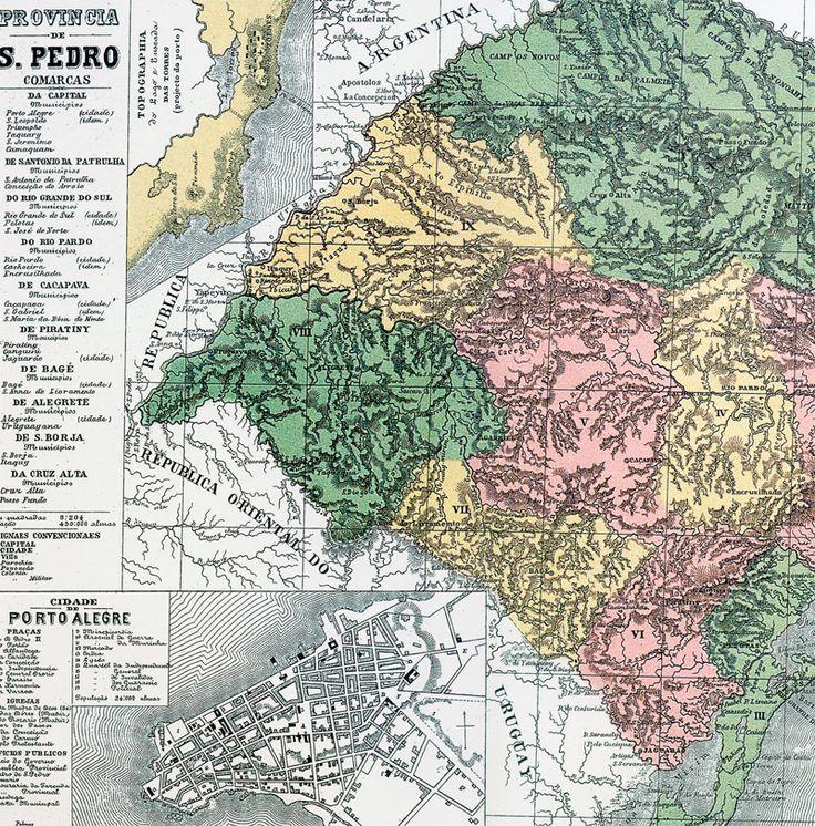 25 melhores ideias de Mapa porto alegre no Pinterest  Moradia