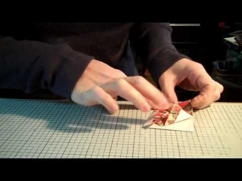 How to Make an Origami Kimono