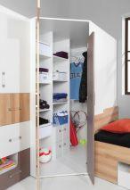 Eckkleiderschrank Jugendzimmer