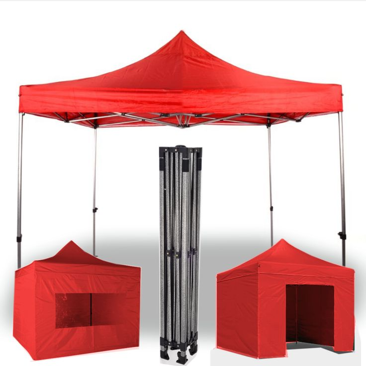 Explorer Pop Up Gazebo 3mx3m (10ft X10ft)