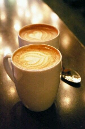 """A coffee for two..... good morning... """" Passez une belle journée... """""""