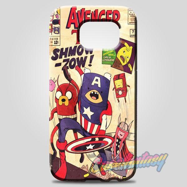 Avenger Time Samsung Galaxy Note 8 Case | casefantasy