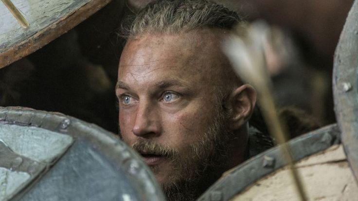 Vikings' Ragnar Lothbrok