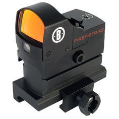 Bushnell AR Optics First Strike HiRise Red Dot Riflescope w/Riser Block I had one on my m&p ar without the block great red dot