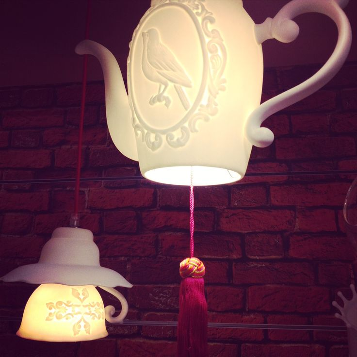 Beautiful ceramic hanging lamp by MC2  concept & designed by topchoice