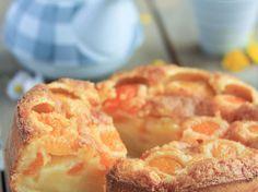 Gâteau aux abricots, facile et pas cher