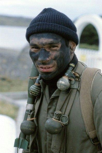 Buzo tactico argentino, Falklands war, pin by Paolo Marzioli