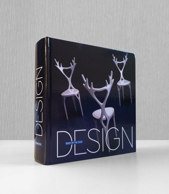 """Design and Design Book of the year Vol. 5"" / Vasilis Magoulas aka VAMADESIGN"