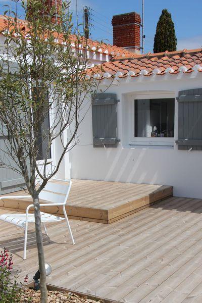 Lames De Terrasse sur Pinterest  Terrasse Composite, Terrasse En Bois ...