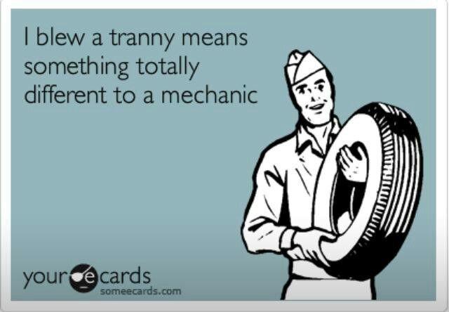 Mechanic humor