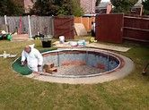Image result for Small Homemade Swimming Pool