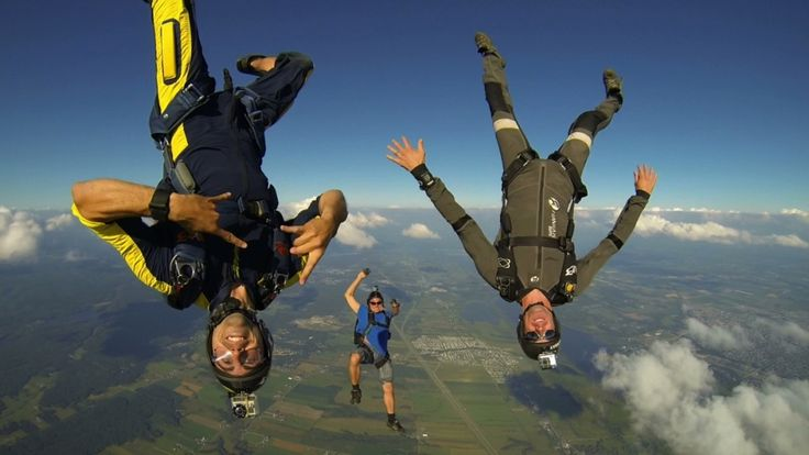Skydiving - Gatineau, QC http://www.goskydive.ca/home
