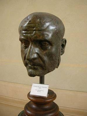 Trebonianus Gallus, Roman Emperor, reigned 251-253, Location TBD