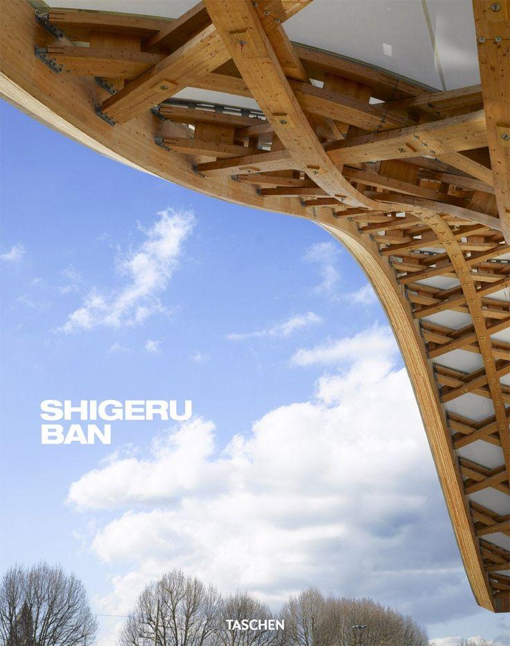 Shigeru Ban. Art Edition. Libros TASCHEN (Collector's Edition) #architecture