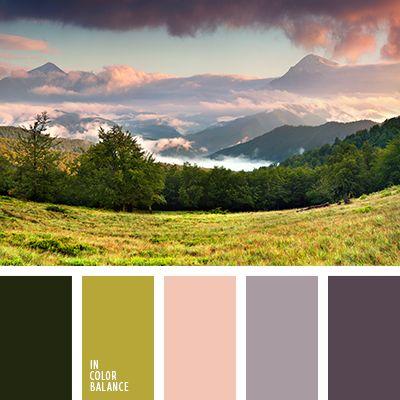 """""""пыльный"""" розовый, бежевый, кремовый цвет, лиловый цвет, оттенки лилового, палитра для ремонта, палитра цветов для дома, подбор цвета для квартиры, розовый, салатовый, тёмно-зелёный, фиолетовый, цвет зелени, цвет зеленых листьев."""