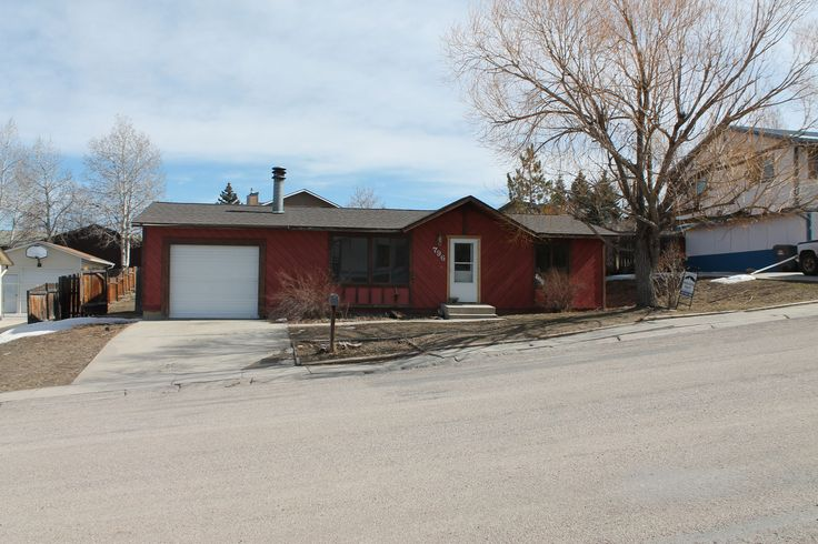 796 Welch has plenty of amenities for the price, including a new roof, new exterior doors, a new garage door, new interior paint, and a fireplace! Call Wind River Realty at 307-856-3999 for more details!
