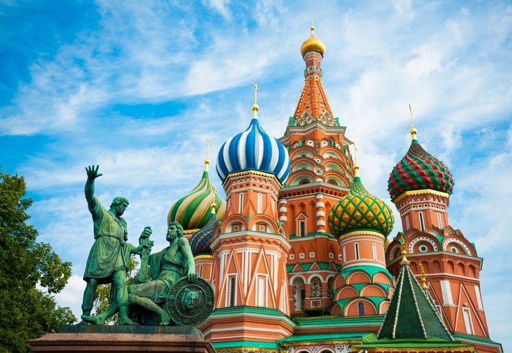 Moscou: um giro pelas melhores atrações da capital da Rússia - Catedral de São Basílio