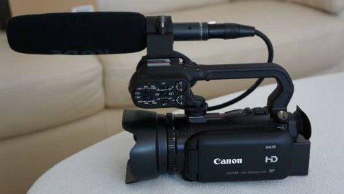Filmadora Video Camara Canon Xa10 Profesional US$1850 RugGq - Precio D ...