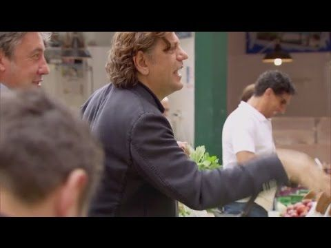 "Italy Unpacked - ""From the stones to the stars"" - A beautiful trip to the East of Italy with chef Giorgio Locatelli."