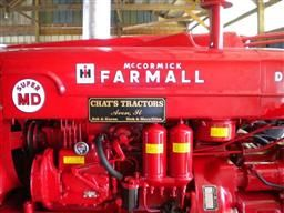 Restored Farmall Super MTA Super H Super M Super C 300 330 350 400 444 450 460 560 666 706 Antique International Harvester IH Classic Tractors for sale