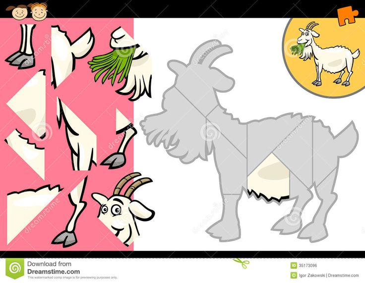 cartoon-farm-goat-puzzle-game-illustration-education-jigsaw-preschool-children-funny-animal-35173096.jpg (1300×1009)