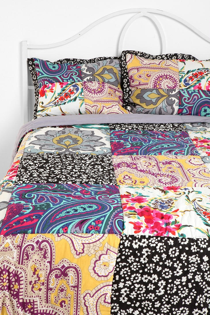 Bed sheets designs patchwork - Find This Pin And More On Bedding By Patzz04