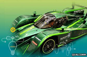 Drayson Racing graphic
