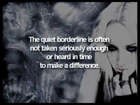 ▶ Quiet Borderline Personality Disorder (BPD) - YouTube